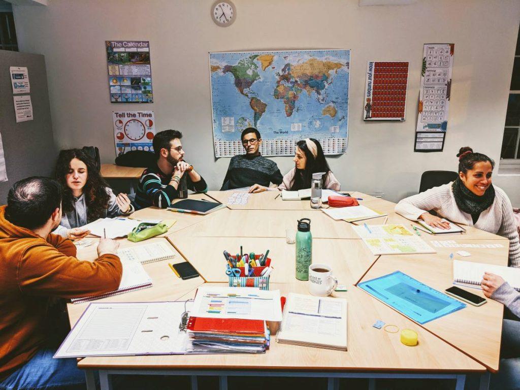 Academic IELTS exam preparation course