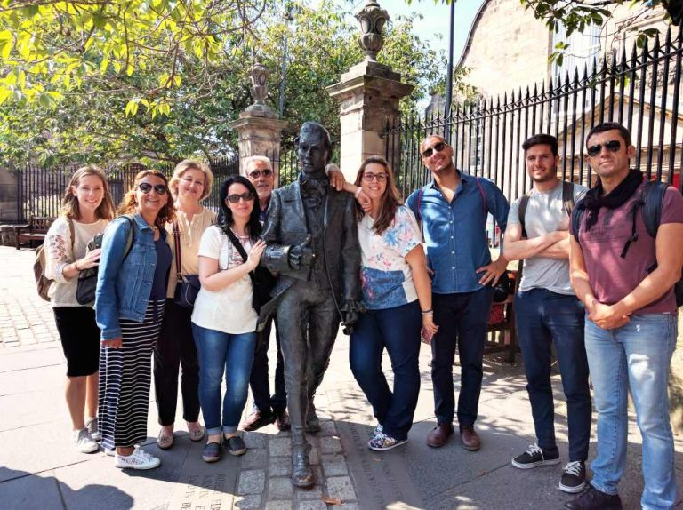 english teaching and clil course in edinburgh
