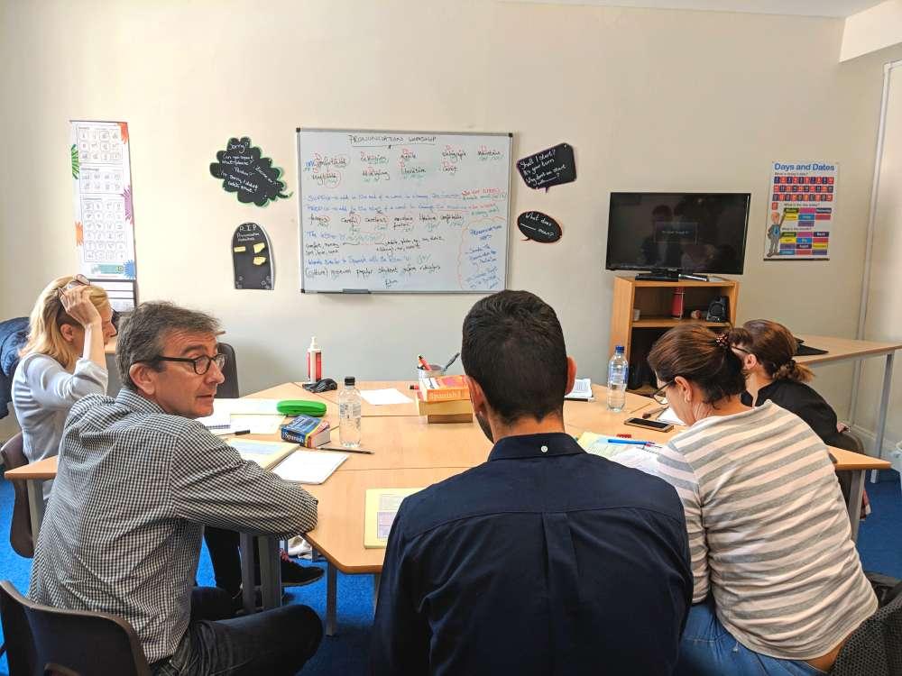 cambridge c1 exam preparation course CAE edinburgh